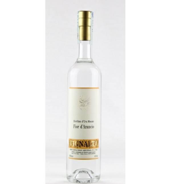 Distillato d'uva Moscato Fior d'Arancio