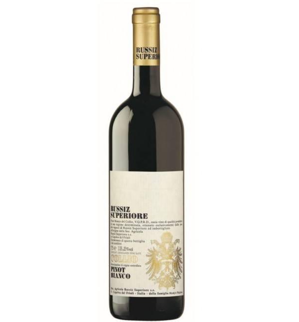 Pinot Bianco Collio DOC Russiz Superiore