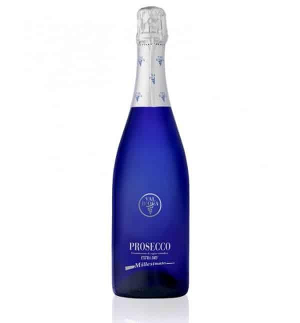 Prosecco DOC Treviso Extra Dry Millesimato Blu