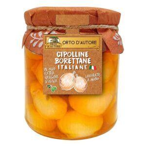 Italian Borettane onions