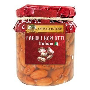 Natural Italian Borlotti beans