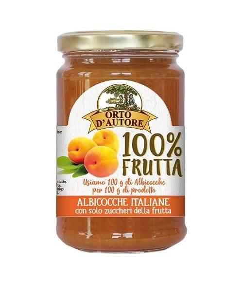 Preparato di albicocche italiane