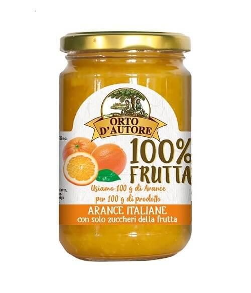 Preparato di arance italiane