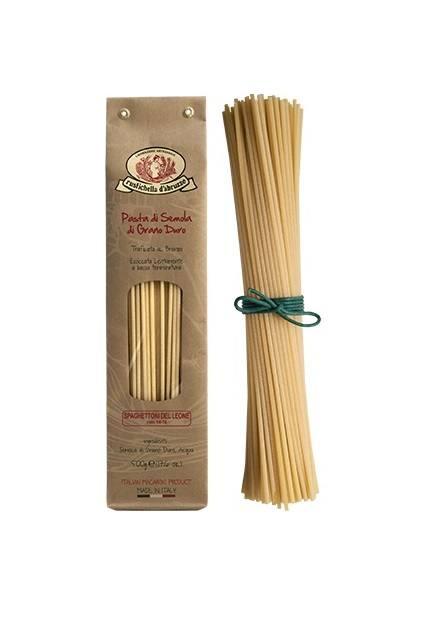Spaghettoni del Leone di semola di grano duro